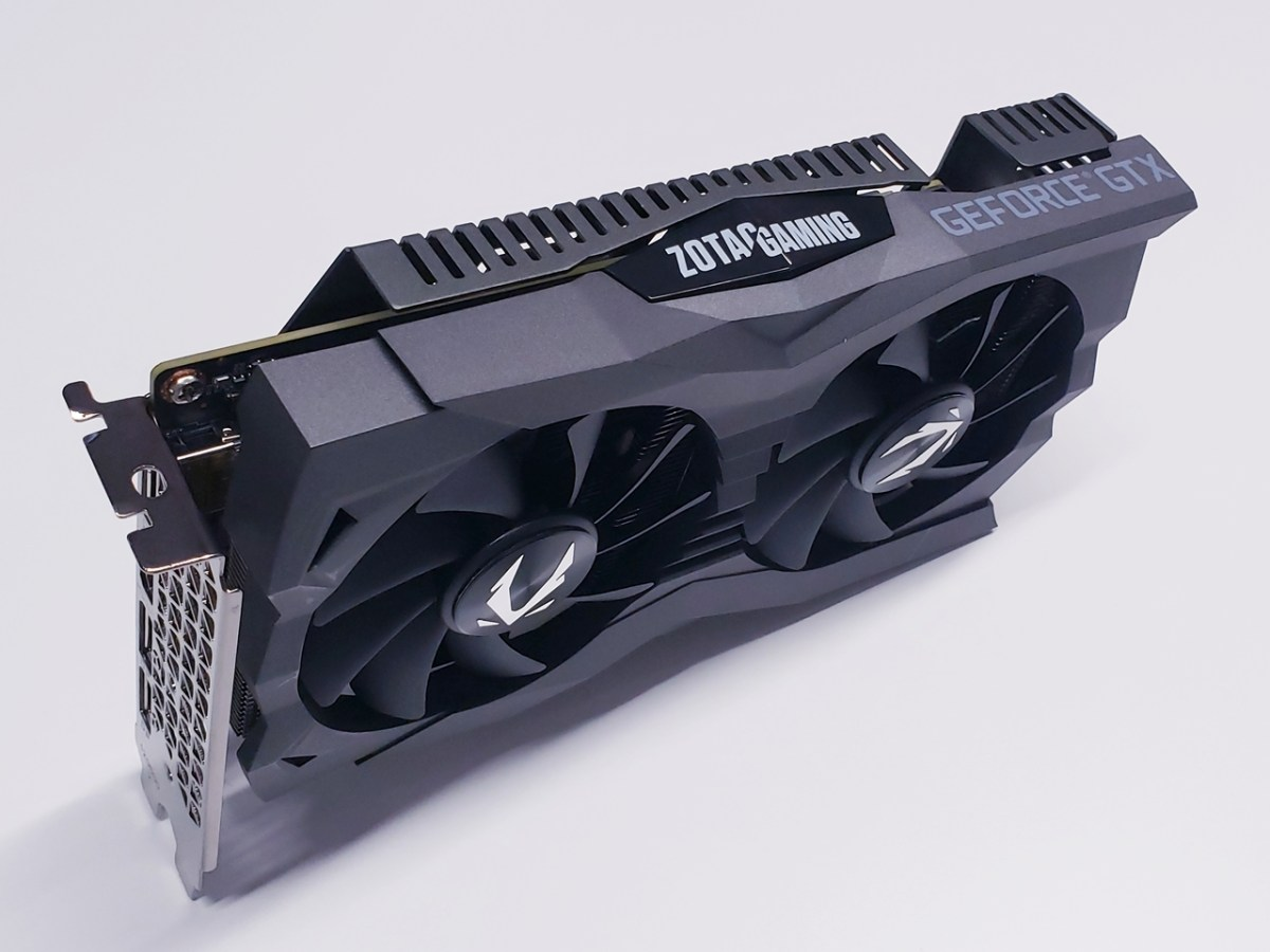ZOTAC Gaming GeForce GTX 1660 Ti AMP (6GB GDDR6) Graphics Card Review